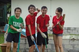 Project Volunteer based