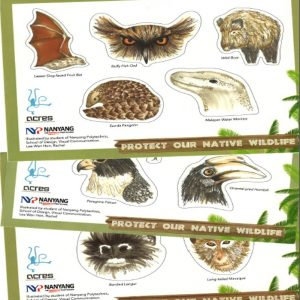 Native wildlife stickers $3 (1)